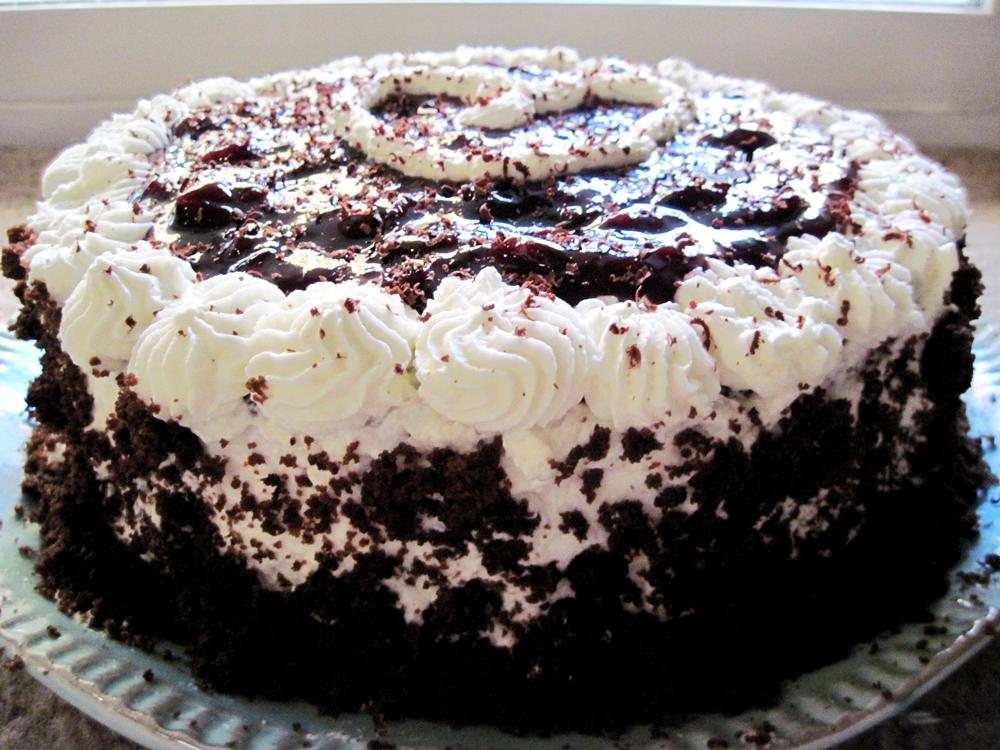 Cake Black Forest Images : Black Forest Cake nestMeg