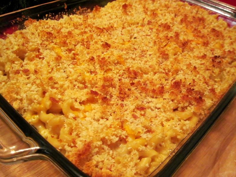 Baked Macaroni and Cheese | nestMeg